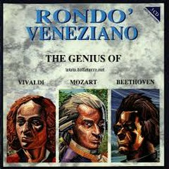 The Genius Of Vivaldi Mozart Beethoven CD 1