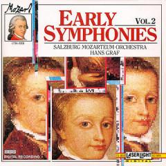 Mozart - Early Symphonies, Vol. 2 (No. 1) - Hans Graf,Salzburg Mozarteum Orchestra