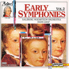 Mozart - Early Symphonies, Vol. 2 (No. 2)