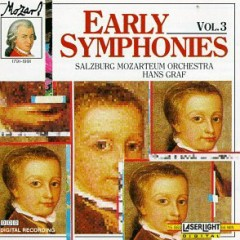 Mozart - Early Symphonies, Vol. 3 (No. 1) - Hans Graf,Salzburg Mozarteum Orchestra