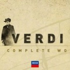 Verdi - The Complete Works CD 10
