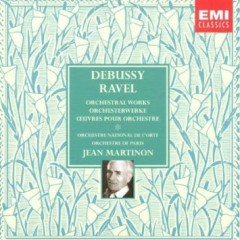 Debussy, Ravel - Orchestral Works CD 4 - Jean Martinon,Orchestre de Paris