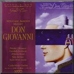 Mozart - Don Giovanni CD 2 (No. 1) - Carlo Maria Giulini