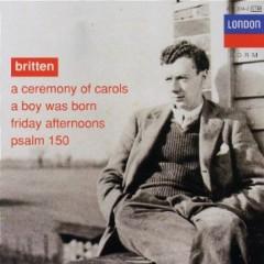 Britten - Ceremony Of Carols (No. 1)