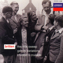 Britten - The little sweep (No. 1) - Benjamin Britten