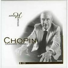 Arrau Heritage - Chopin CD 8 - Claudio Arrau,London Philharmonic Orchestra