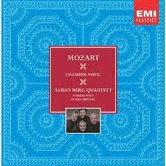 Mozart  - String Quartets, String Quintets CD 3