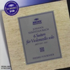 Bach - 6 Suites For Solo Cello CD 2