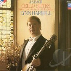 Bach - Celo Suites CD 2 - Lynn Harrell
