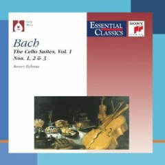 Bach - The Cello Suites, Vol. 1, Nos. 1, 2 & 3