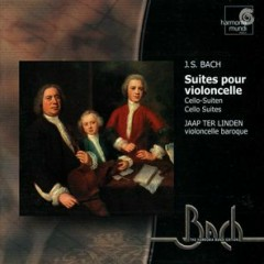 Bach - Cello Suites CD 1 (No. 1)