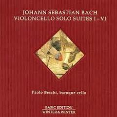 Bach - Violoncello Solo Suites I - VI CD 2 (No. 2)