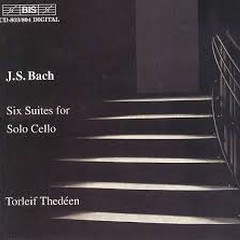 Bach - Sic Suites For Solo Cello CD 1 (No. 2)