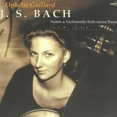 Bach - Suites A Violoncello Solo Senza Basso CD 1 (No. 2) - Ophélie Gaillard