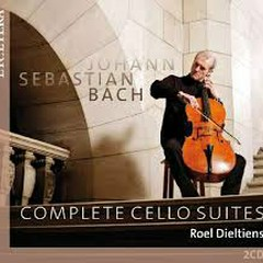 Bach -  Complete Cello Suites CD 1 (No. 2) - Roel Dieltiens