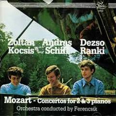Mozart - Concertos Pour 2 & 3 Pianos