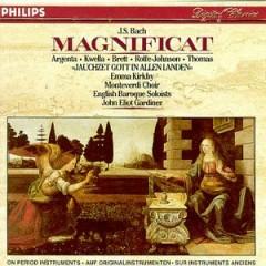 Bach - Magnificat; Jauchzet Gott In Allen Landen - John Eliot Gardiner,English Baroque Soloists