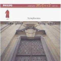 Mozart Complete Edition Box 1 - Symphonies CD 1 (No. 1)