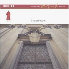 Mozart Complete Edition Box 1 - Symphonies CD 8