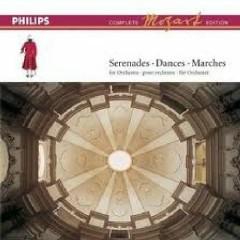 Mozart Complete Edition Box 2 - Serenades, Dances & Marches CD 8 (No. 1)