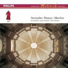 Mozart Complete Edition Box 2 - Serenades, Dances & Marches CD 12 (No. 1) - Willi Boskovsky,Sir Neville Marriner,Academy Of St Martin InThe Fields