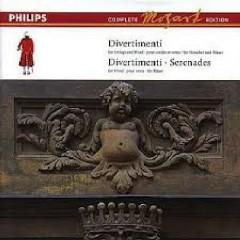Mozart Complete Edition Box 3 - Divertimenti & Serenades CD 9 (No. 1)