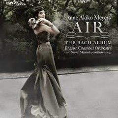 Air - The Bach Album - Anne Akiko Meyers,Steven Mercurio,English Chamber Orchestra