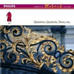 Mozart Complete Edition Box 6 - Quintets, Quartets & Trios CD 2 - Beaux Arts Trio,Academy Of St Martin InThe Fields