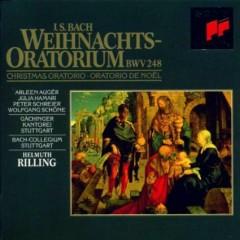 Bach - Weihnachts-Oratorium CD 1 (No. 2)