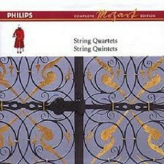 Mozart Complete Edition Box 7 - String Quartets; String Quintets CD 3