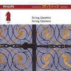 Mozart Complete Edition Box 7 - String Quartets; String Quintets CD 10