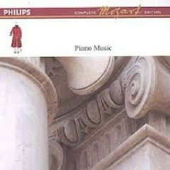 Mozart Complete Edition Box 9 - Piano Music CD 5 - Mitsuko Uchida