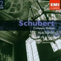 Schubert - Complete Waltzes Disc 1 (No. 1) - Paolo Bordoni