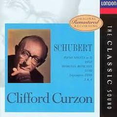 Schubert - Piano Sonata In D, D. 850; Moments Musicaux, D. 780; Impromptus, D. 899, 3 & 4