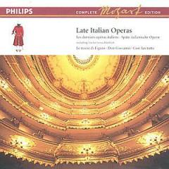 Mozart Complete Edition Box 15 - Late Italian Operas CD 3