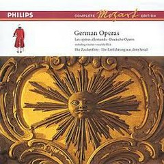 Mozart Complete Edition Box 16 - German Operas CD 9