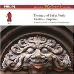 Mozart Complete Edition Box 17 - Theatre & Ballet Music CD 3