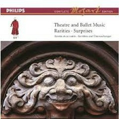 Mozart Complete Edition Box 17 - Theatre & Ballet Music CD 5 (No. 1)