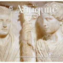 Harmonia Mundi's Century Collection - A History Of Music CD 1 - Antiquité (No. 1)