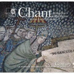 Harmonia Mundi's Century Collection - A History Of Music CD 2 - Le Chant des Premiers Chrétiens