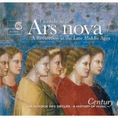 Harmonia Mundi's Century Collection - A History Of Music CD 6 - Le Siècle de l'Ars Nova (No. 1)