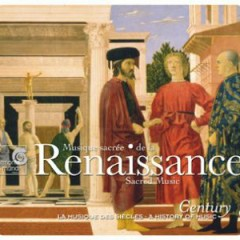 Harmonia Mundi's Century Collection - A History Of Music CD 8 - Renaissance (No. 1)
