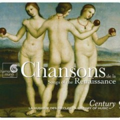 Harmonia Mundi's Century Collection - A History Of Music CD 9 - Chansons (No. 2)