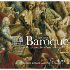 Harmonia Mundi's Century Collection - A History Of Music CD 14 - L'Allemagne du Barouque (No. 2)