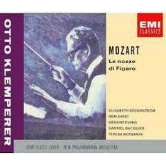 Mozart - Le Nozze Di Figaro CD 1 (No. 3)