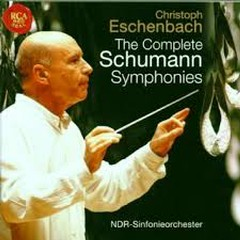 The Complete Schumann Symphonies CD 1 - Christoph Eschenbach,NDR Symphony Orchestra