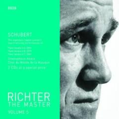 Richter The Master, Vol. 5 - Schubert  Disc 2