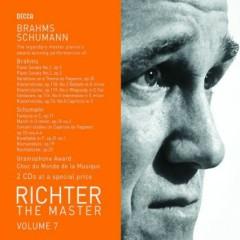 Richter The Master, Vol. 7 - Brahms & Schumann Disc 2