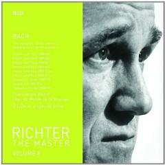 Richter The Master, Vol. 8 - Bach Disc 1 (No. 1)