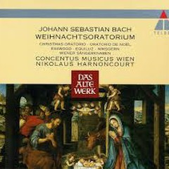 Bach - Weihnachtsoratorium CD 1 (No. 2)